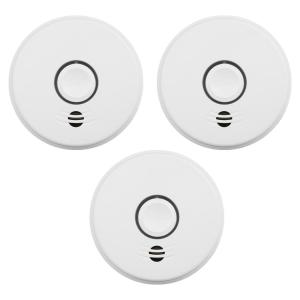 Kidde Hardwire Smoke Alarm with Battery Backup and Front Load