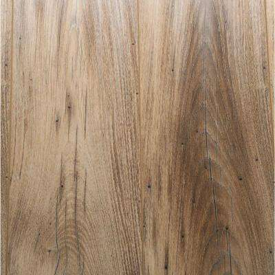 Reclaimed Chestnut 12 mm Thick x 6.5 in. Wide x 47.83 in. Length Laminate Flooring (15.105 sq. ft. / case)