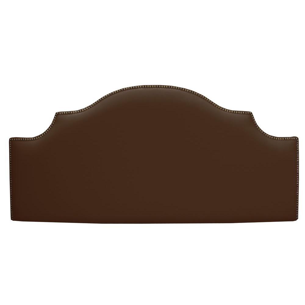 Verona Chocolate Twin Headboard