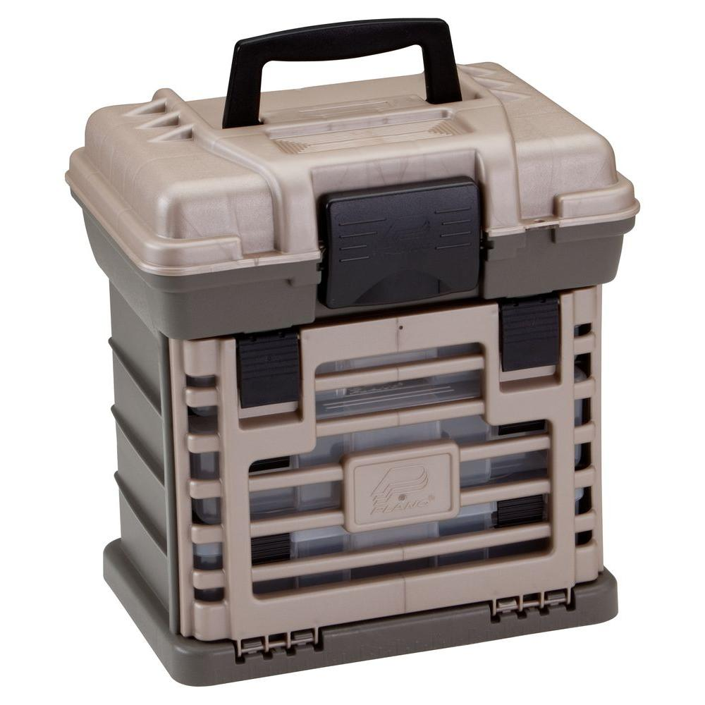 Portable 39-Compartment Rack Small Parts Secure Carry Organizer Compartment Box