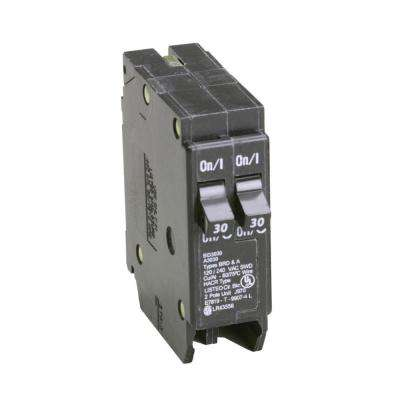 BD 2-30 Amp Single Pole Tandem CTL Circuit Breaker