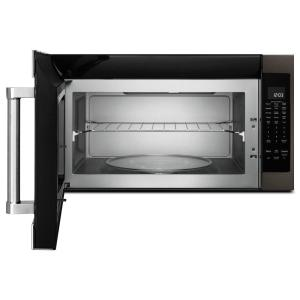 3 Kitchenaid 30 In 2 0 Cu Ft Over The Range Microwave