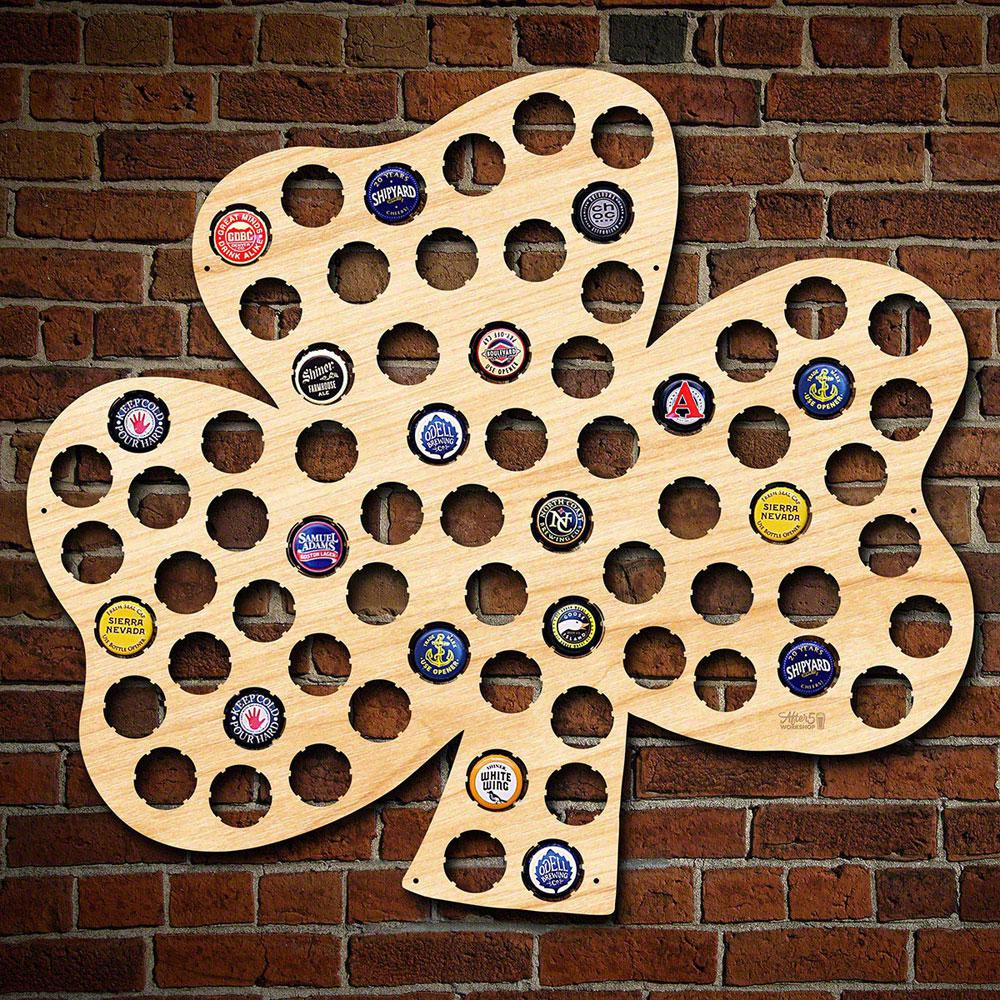 After Workshop In X In Large Connecticut Beer Cap Map - Germany beer cap map