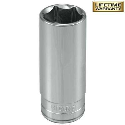 3/8 in. Drive 7/8 in. 6-Point SAE Deep Socket