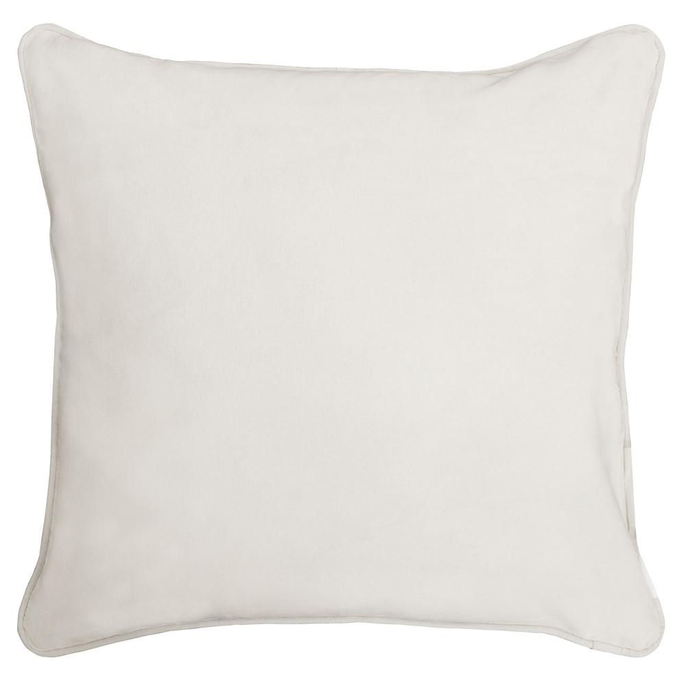 Desert Sunset 18 in. x 18 in. Standard Decorative Pillow