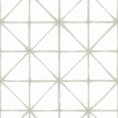 28.18 sq. ft. Modern Abstract Neutral Peel and Stick Wallpaper