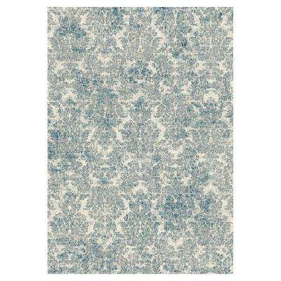 Briggs Ivory 3 ft. 3 in. x 4 ft. 7 in. Area Rug