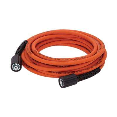 30 ft. x 1/4 in. Orange Hose for Pressure Washers