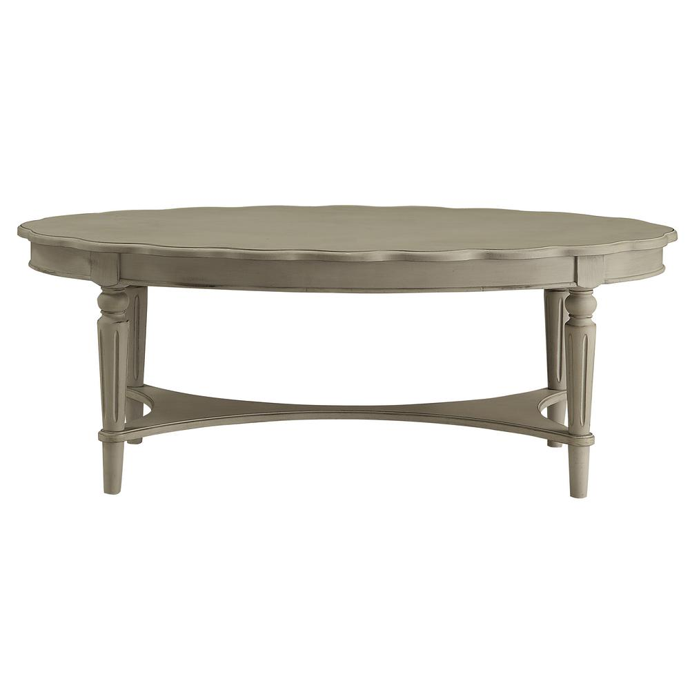 Genial ACME Furniture Fordon Coffee Table In Antique Slate