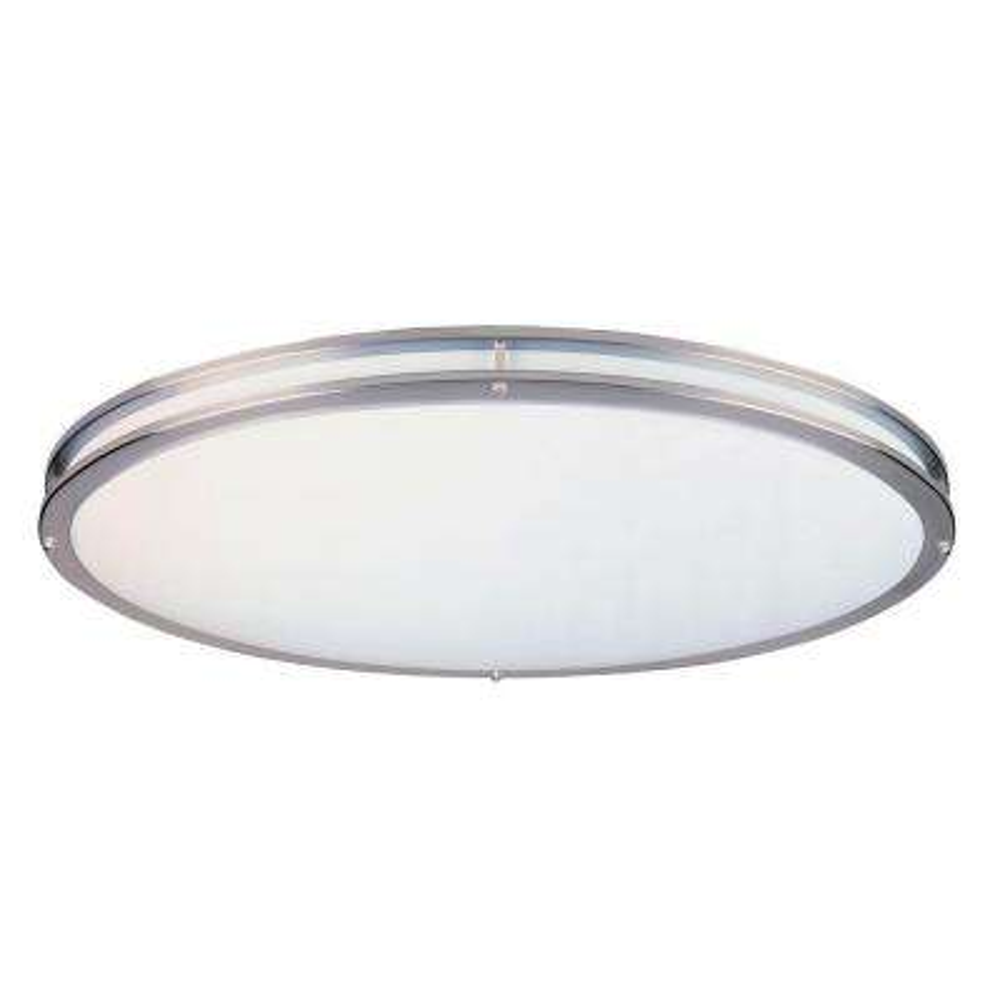 oval fluorescent 2light satin