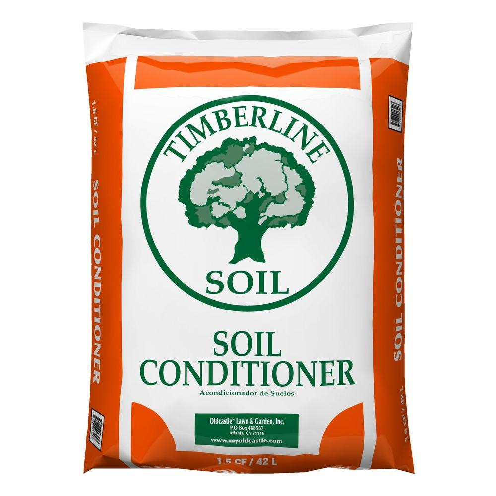Timberline 1.5 cu. ft. Soil Conditioner