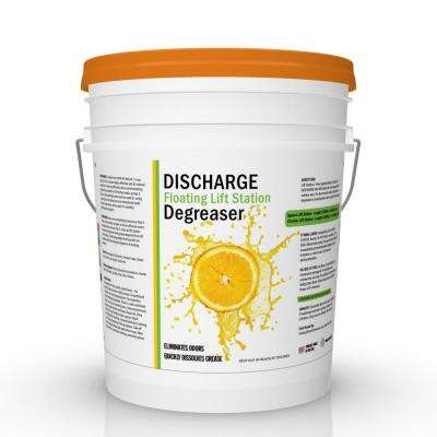 5 Gal. Discharge Floating Lift Station Degreaser Pail