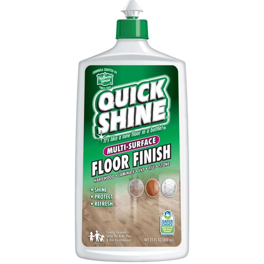 Quick Shine 27 Oz Floor Finish 77777
