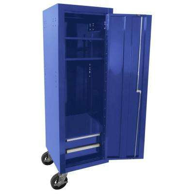 H2PRO 19 in. 2-Drawer Full Side Chest in Blue