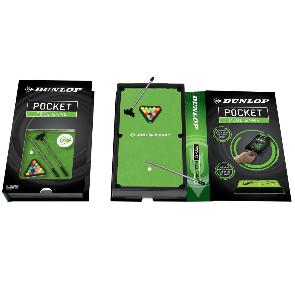 Dunlop Pocket Game - Pool