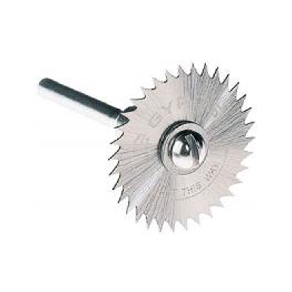 1 in. Diameter Coarse Teeth Saw Blade with Mandrel