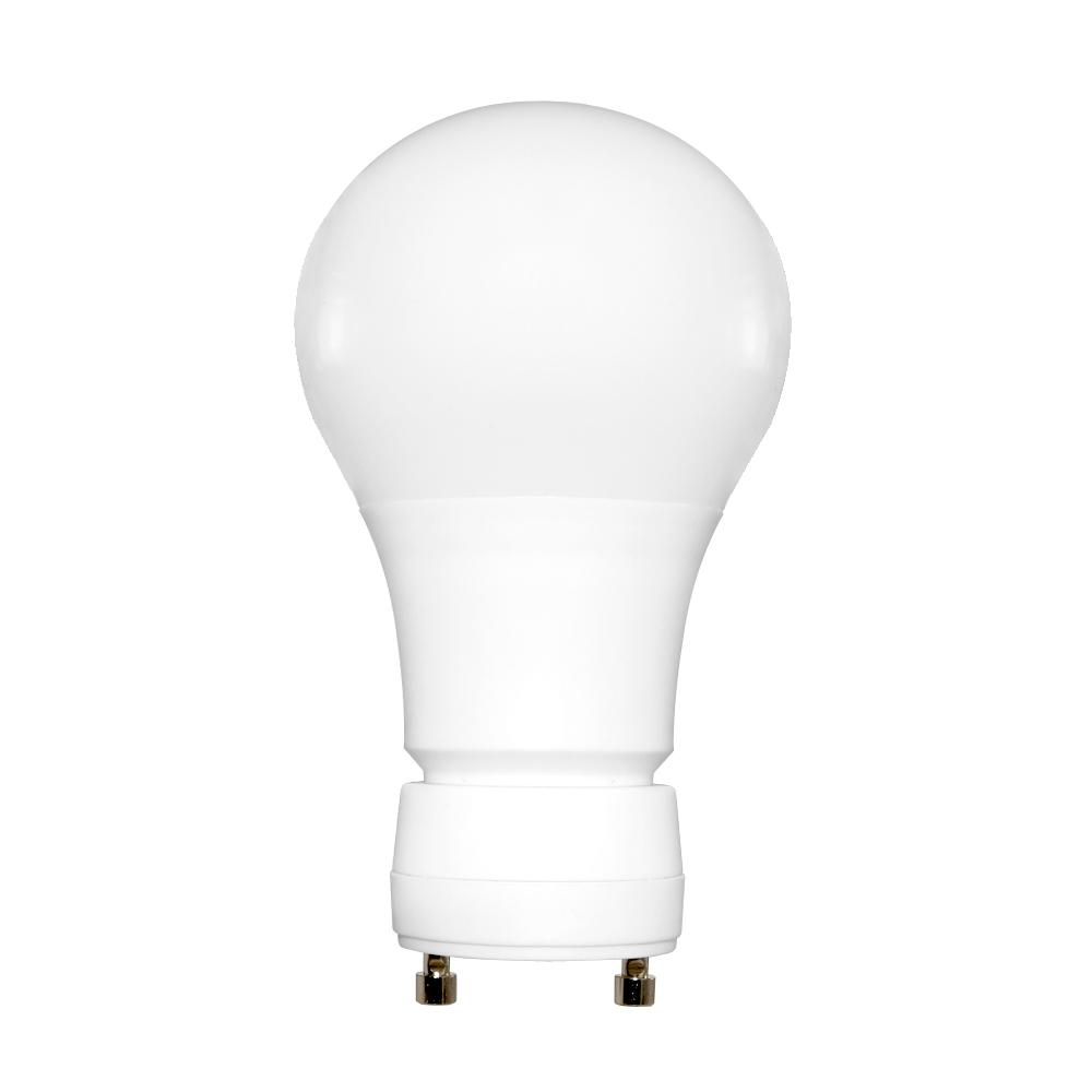60W Equivalent Warm White 2700K A19 Dimmable LED Light Bulb EA19