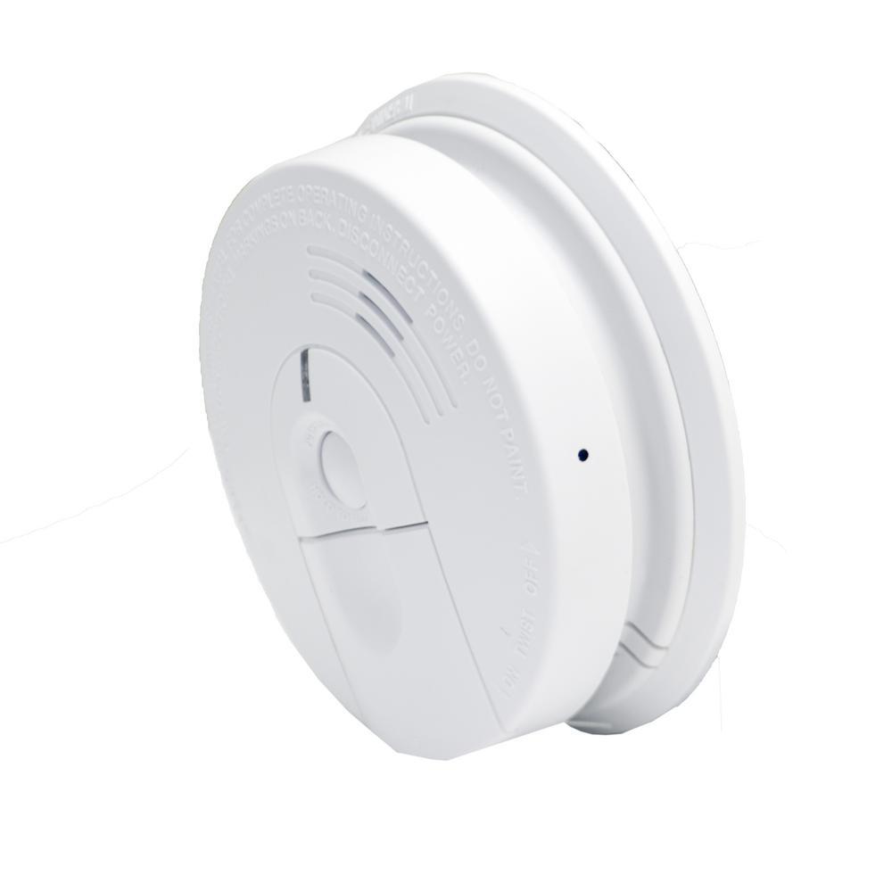 HD WIFI Hardwired Smoke Detector Hidden Camera - Free 128gb MicroSD Card