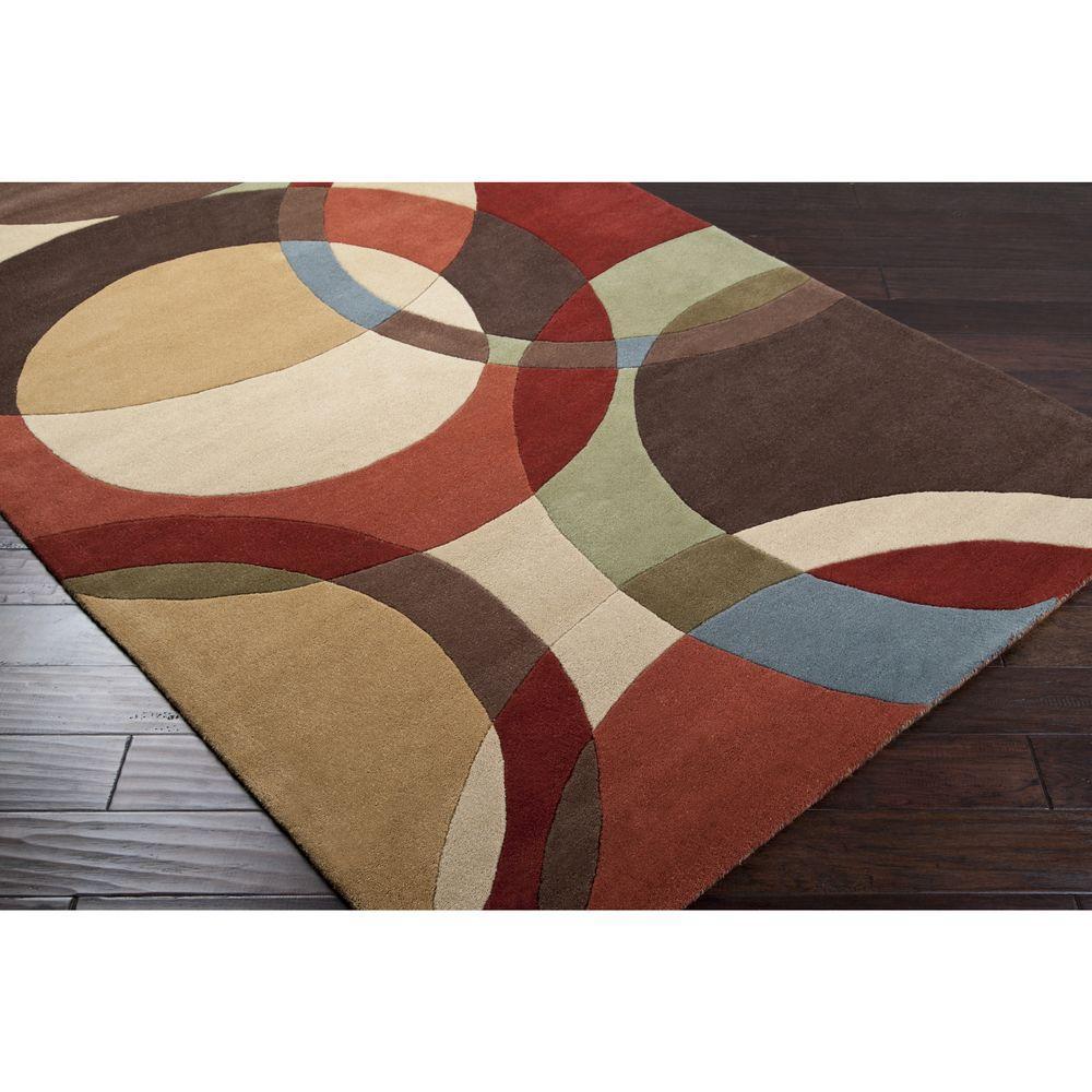 Artistic Weavers Seletar Brown 6 Ft