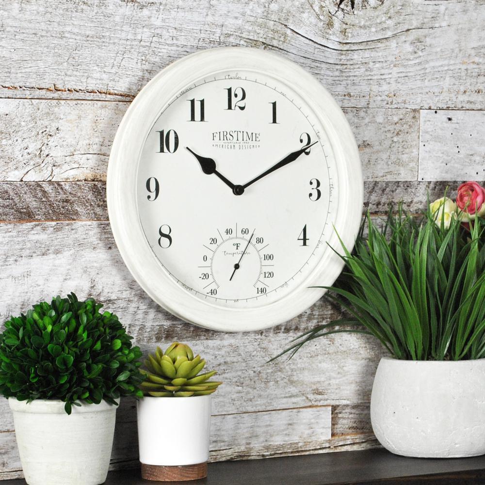 FirsTime Costa Outdoor Clock