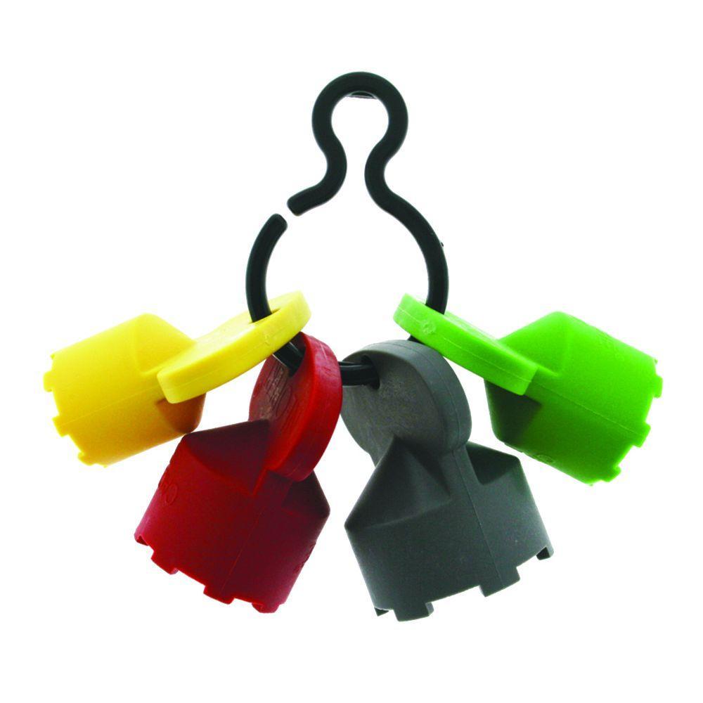 Cache Hidden Aerator Keys