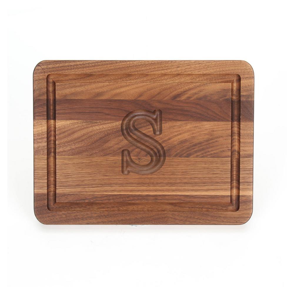 BigWood Boards Rectangle Walnut Cheese Board S W200-S