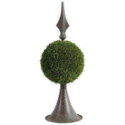 17 in. Decorative Topiary