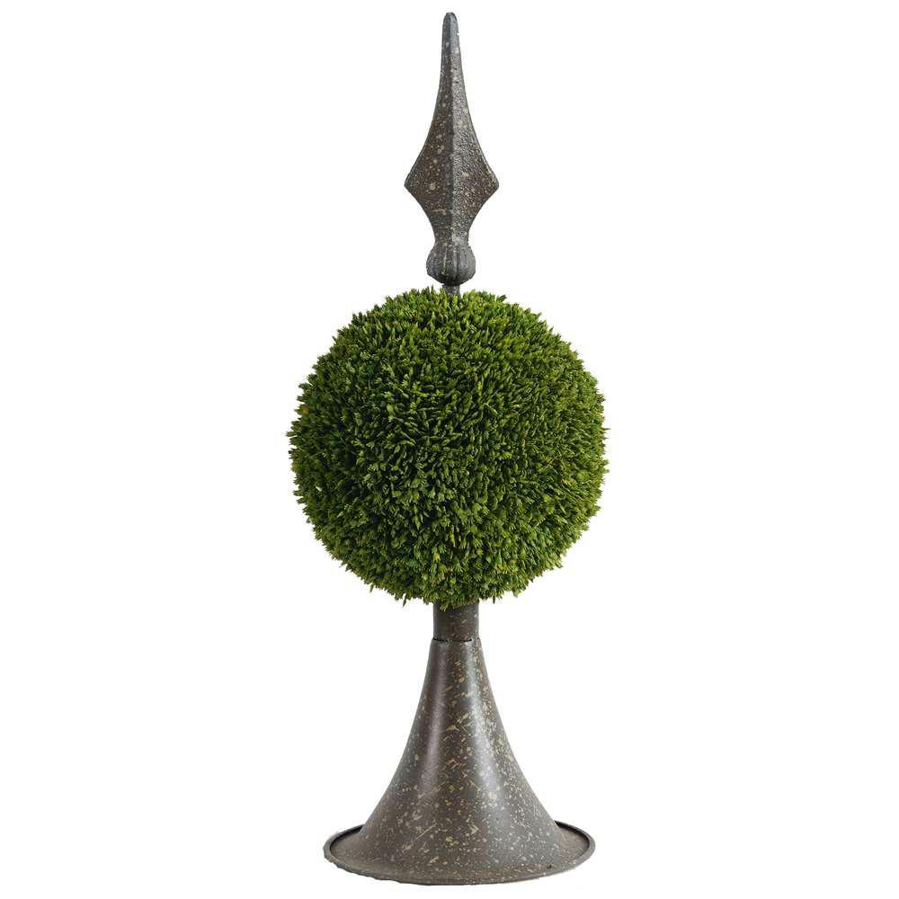 17 in. Decorative Topiary