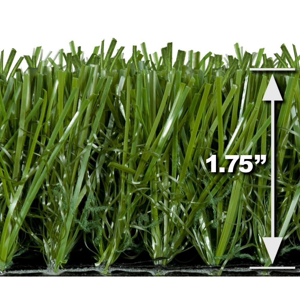 Turf Evolutions Superior Indoor Outdoor Landscape Artificial Synthetic Lawn Turf Grass Carpet,5 ft. x 10 ft.
