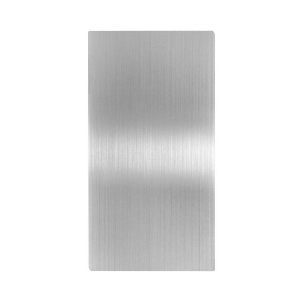Stainless Steel Wall Guard for Electric Hand Dryer