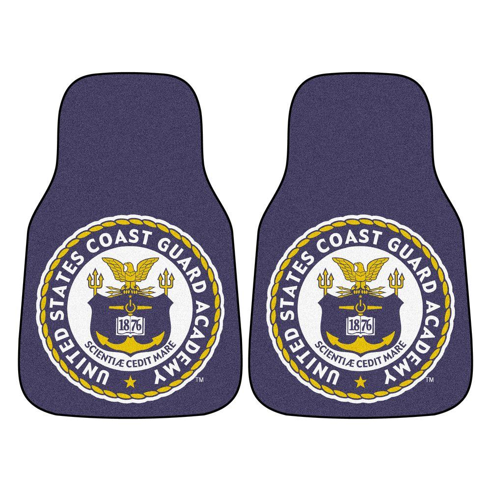 FANMATS NCAA U.S. Coast Guard Academy Heavy Duty 2-Piece ...