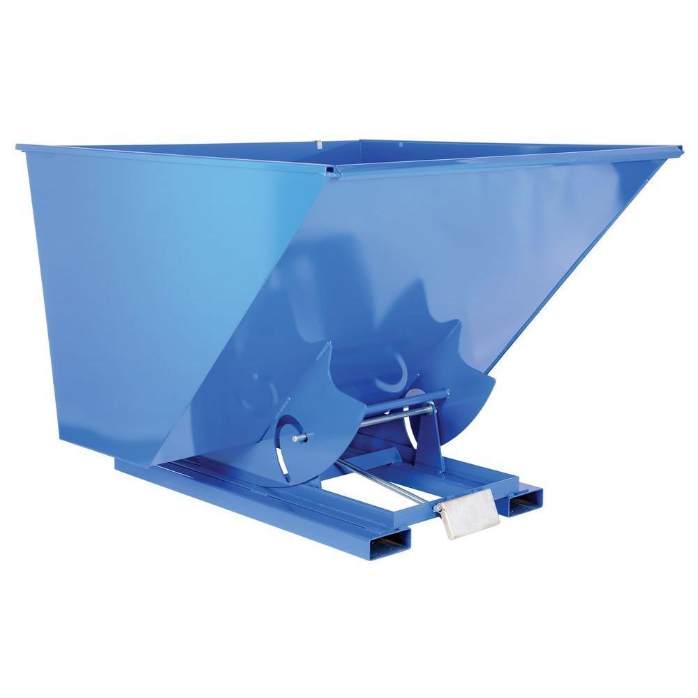 6,000 lb. Capacity 2.5 cu. yd. Heavy-Duty Self-Dump Hopper