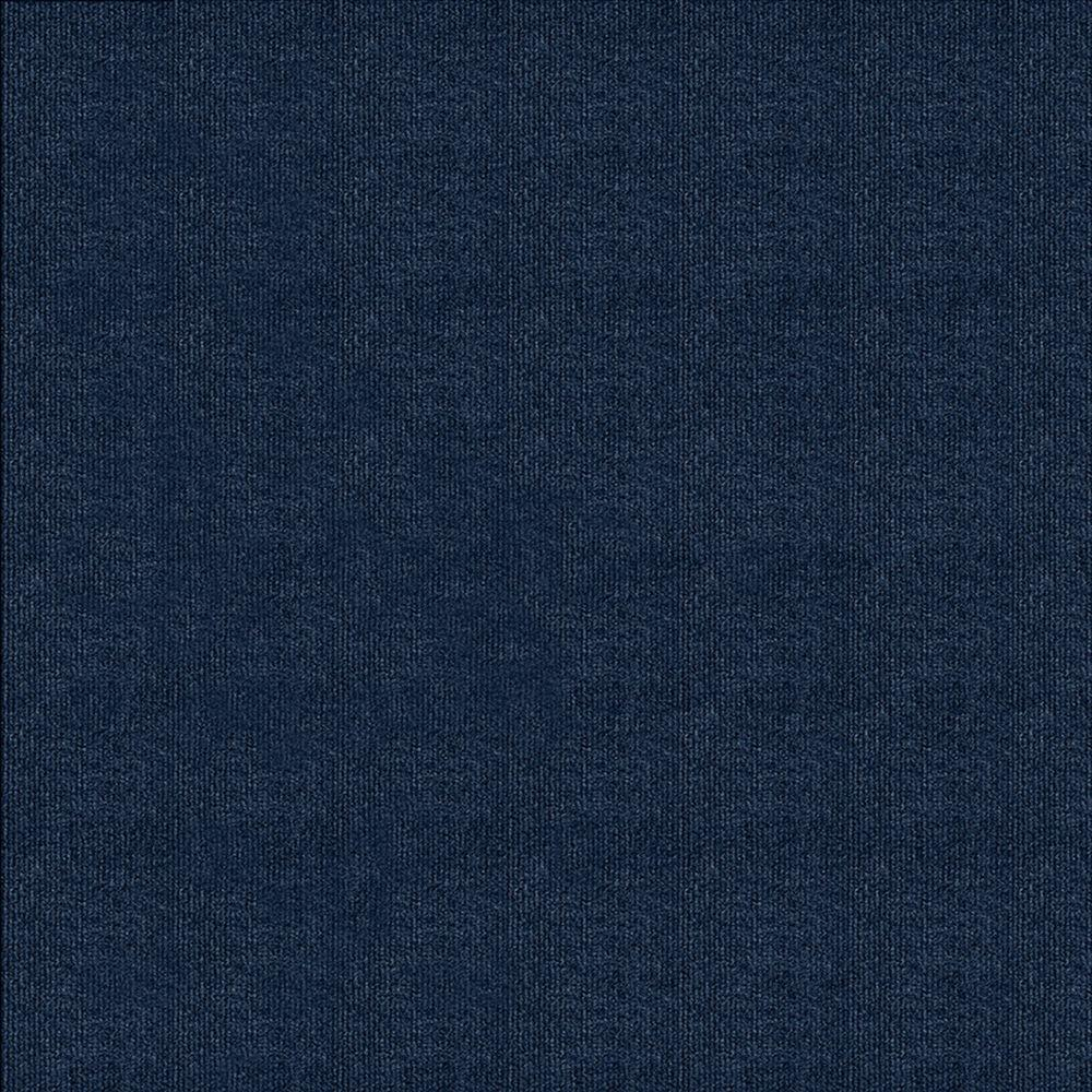 blue carpet texture. null first impressions ocean blue ribbed texture 24 in. x carpet tile