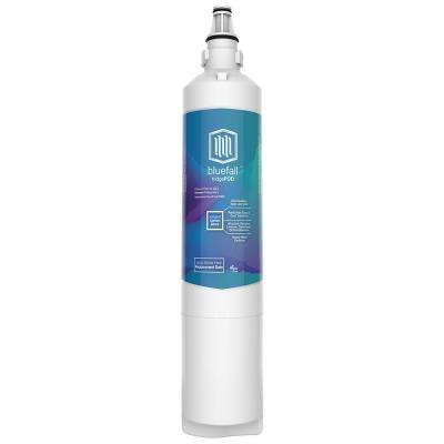 1 Compatible Refrigerator Water Filters Fits LG LT600P and Kenmore 46-9990 (Value Pack)