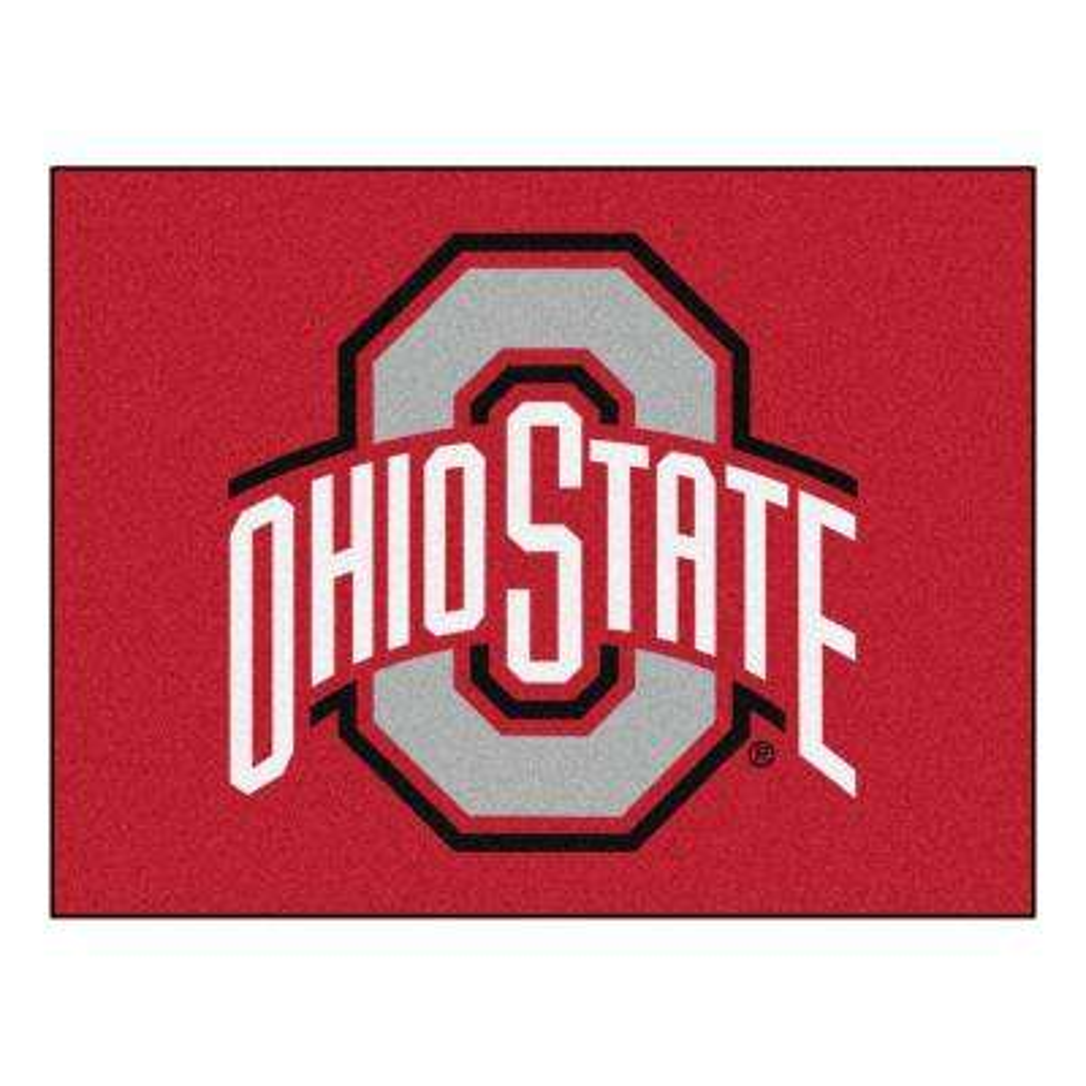 Ohio State University 3 ft. x 4 ft. All-Star Rug