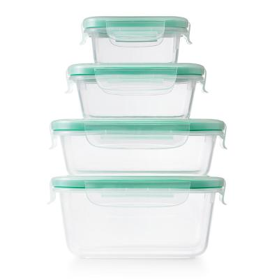 Good Grips 20-Piece Smart Seal Plastic Container Set
