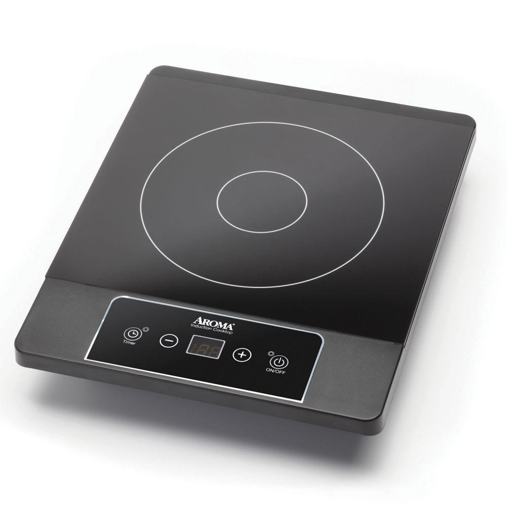 AROMA Gourmet Series Induction Cooktop-DISCONTINUED