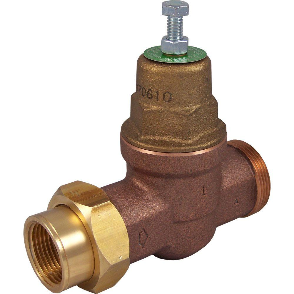 1 in. Bronze EB-45 Single Union Pressure Regulating Valve