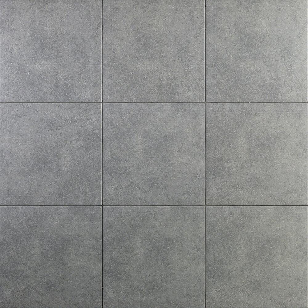 Ivy Hill Tile Anabella Grigio 9 in. x 9 in. x 11mm Matte ...