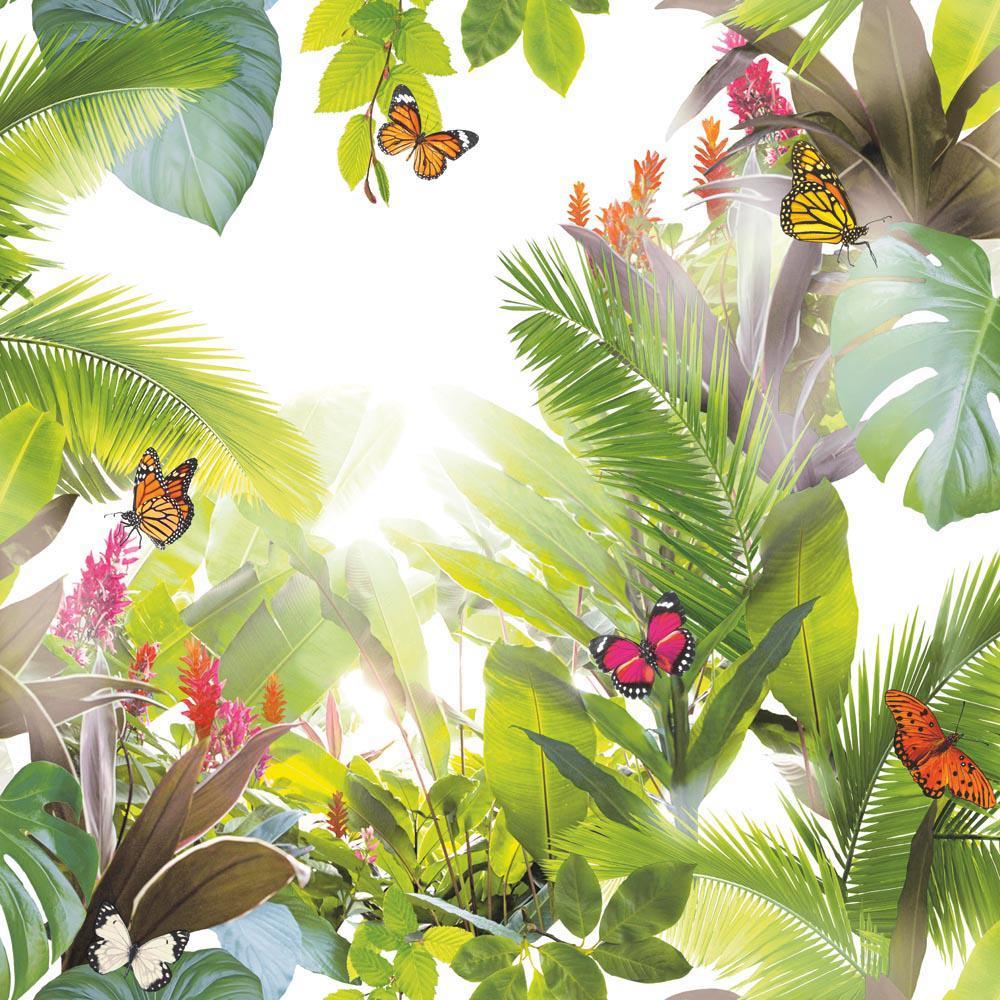 Amazonia Citrus Wallpaper