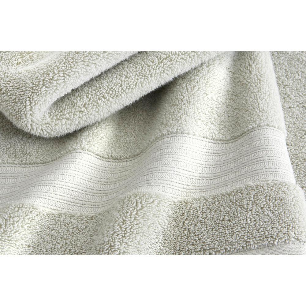 Egyptian Cotton 8-Piece Bath Sheet Set