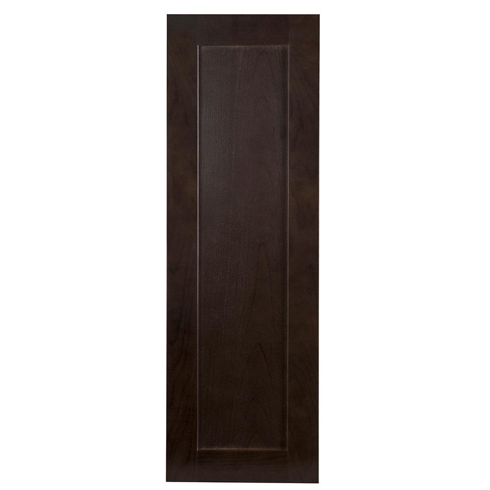 Wall Cabinet In Dusk: Hampton Bay 11.77x35.98x0.79 In. Decorative Wall End Panel