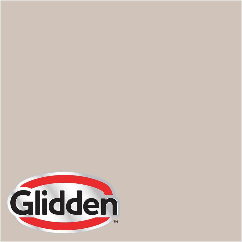 8 oz. #HDGWN24U Shadowbox Beige Satin Interior Paint Sample