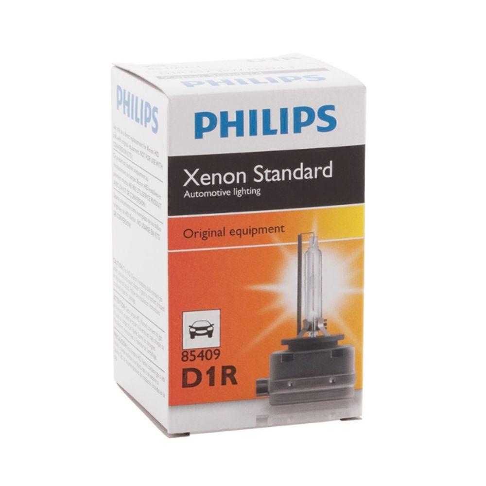 Philips Standard HID 85409/D1R Headlight Bulb (1-Pack)