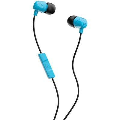 Jib In-Ear Earbuds with Microphone in Blue