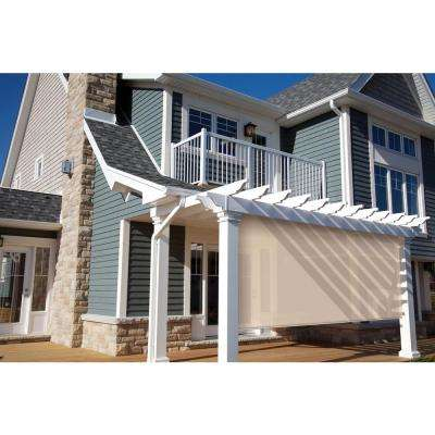 Motorized - Outdoor Shades - Shades - The Home Depot