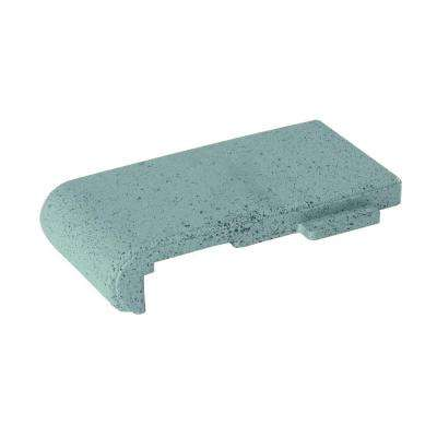 4 in. x 8 in. Waterwheel Composite Resurfacing Bullnose Pavers (36 Pavers)