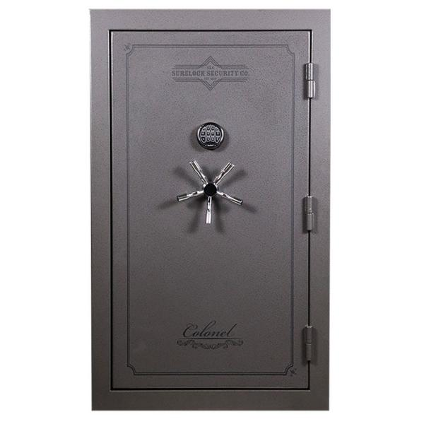 Colonel 35-Gun and Home Safe, Gray