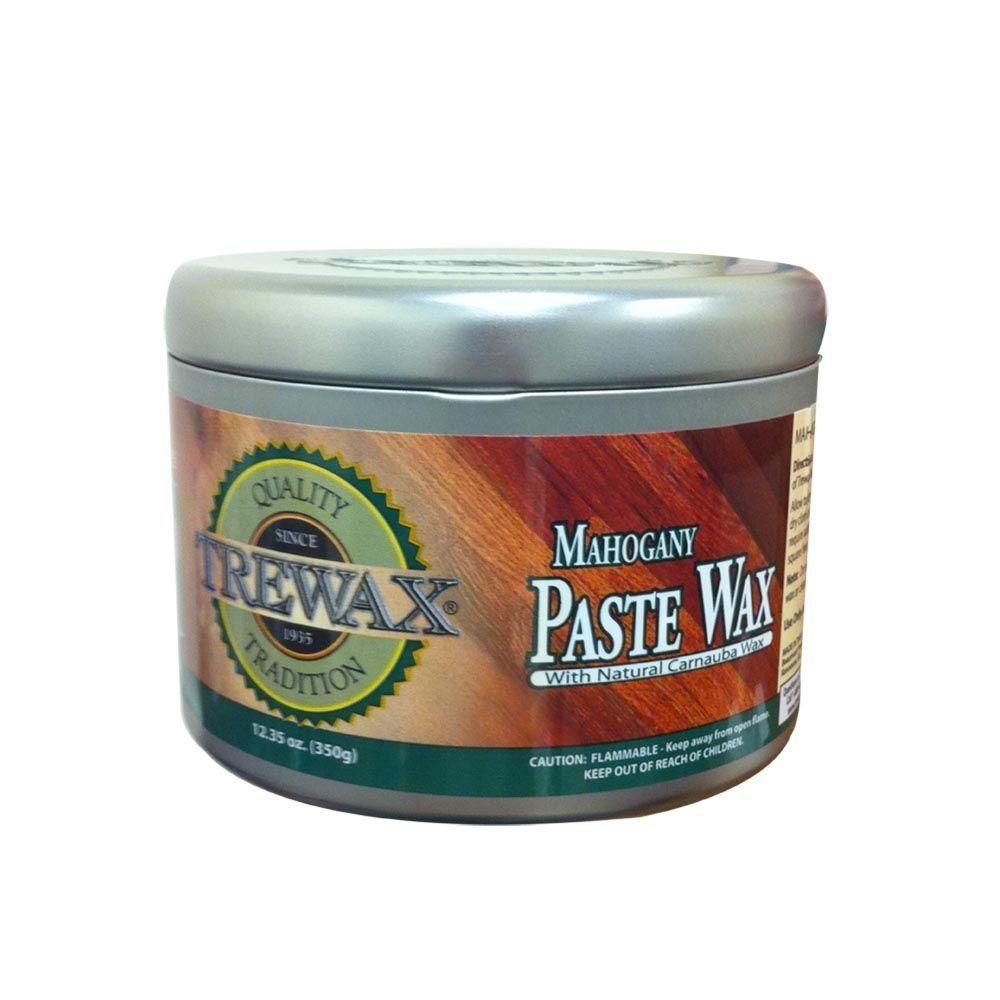 Hardwood Floor Paste Wax Polish Mahogany Indian Sand 2 Pack