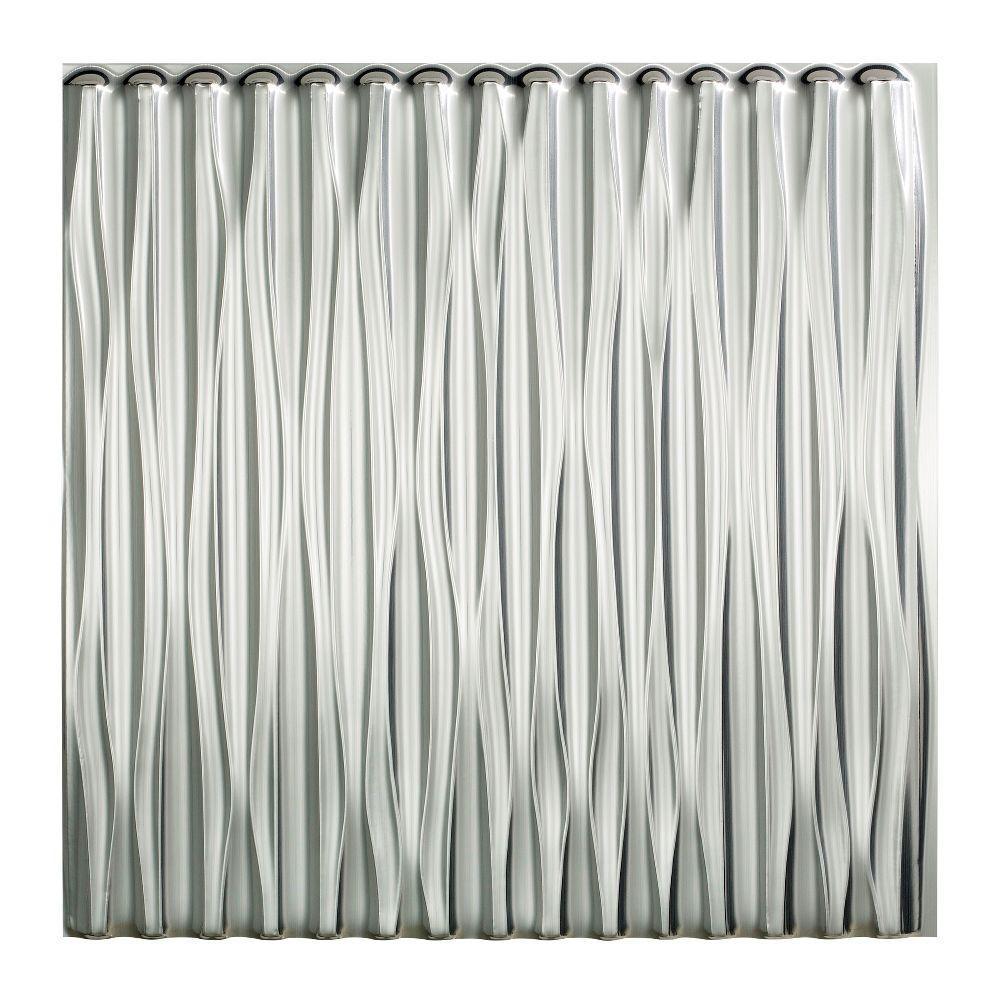 Dunes Vertical - 2 ft. x 2 ft. Glue-up Ceiling Tile